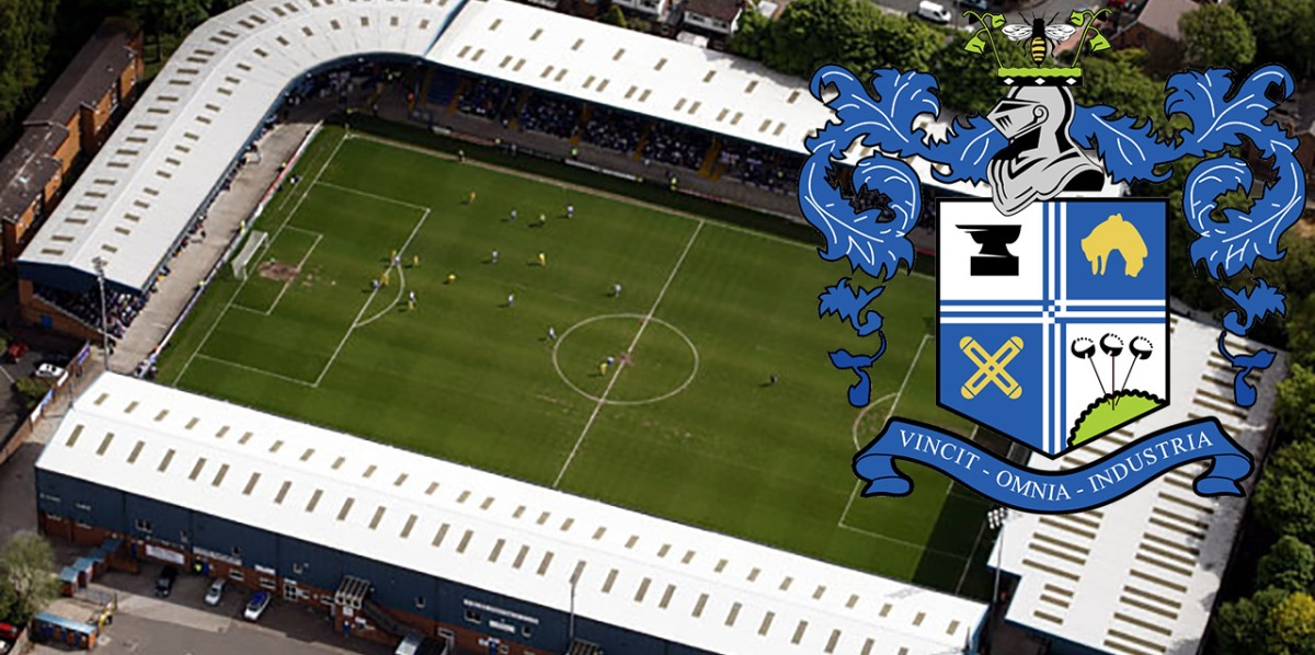 Bury Football Club Have No Identity