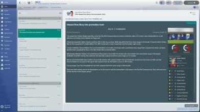 Talks of a 'promotion hunt' were somewhat premature...